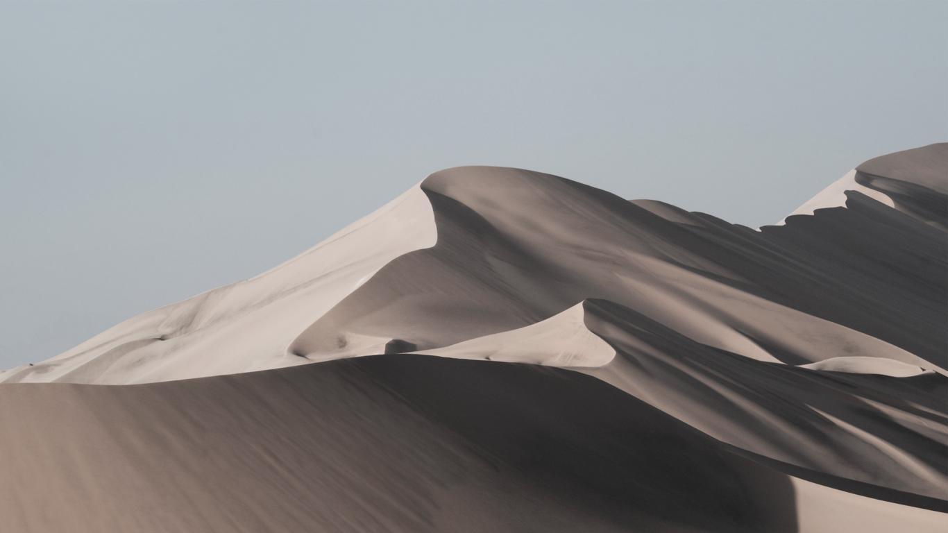 Desert Sand Dunes Nature Landscapes Wallpaper