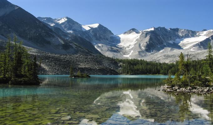 Adventurous Rocky Mountain Image
