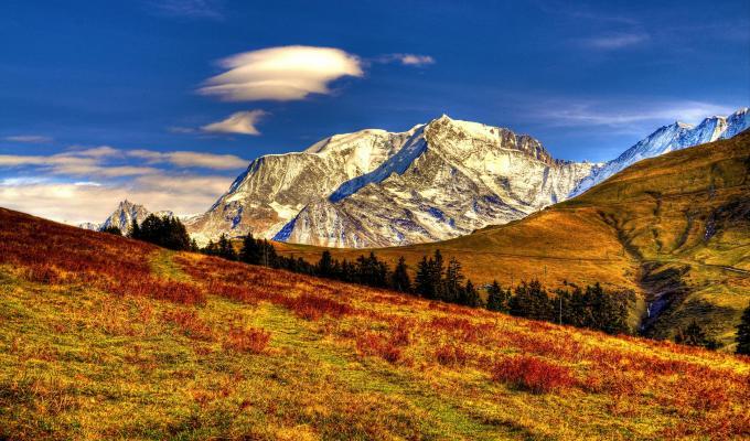 Amazing Landscape Mountain Image