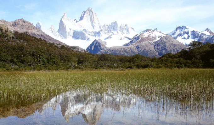 Amazing View, Fitzroy Mountain Image