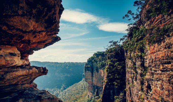 Amazing View, Katoomba Mountain Image