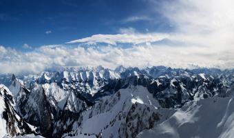 Alluring Alps Mountain Image