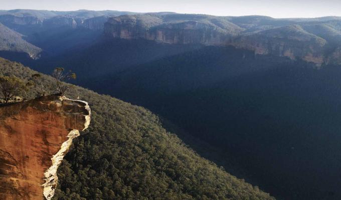 Hanging Rock Mountain Image