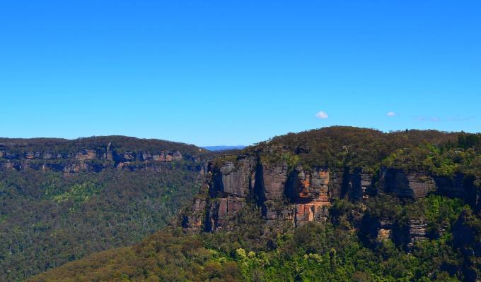 Katoomba Blue Mountain Image