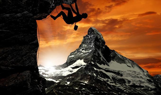 Mountain Climber,   Mountain Image