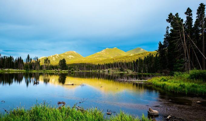 National Park, Rocky Mountain Wallpaper
