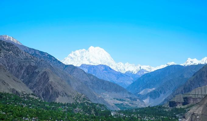Tirich Mir Mountain Image