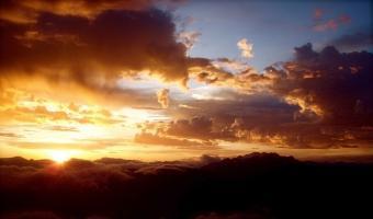 Beautiful Whistler Mountain Image